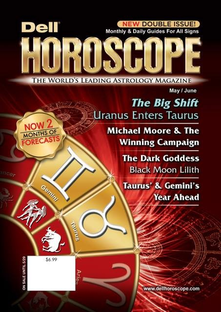 THE BIG SHIFT: URANUS IN TAURUS