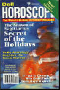 Picture of the Cover of Dell Horoscope Magazine, 12/2001
